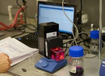 программа обработки данных с химических датчиков