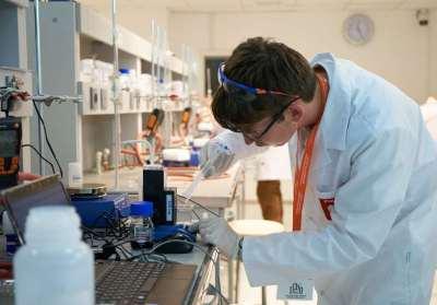 опыт - химия