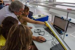 Лабораторные работы с цифровыми датчиками
